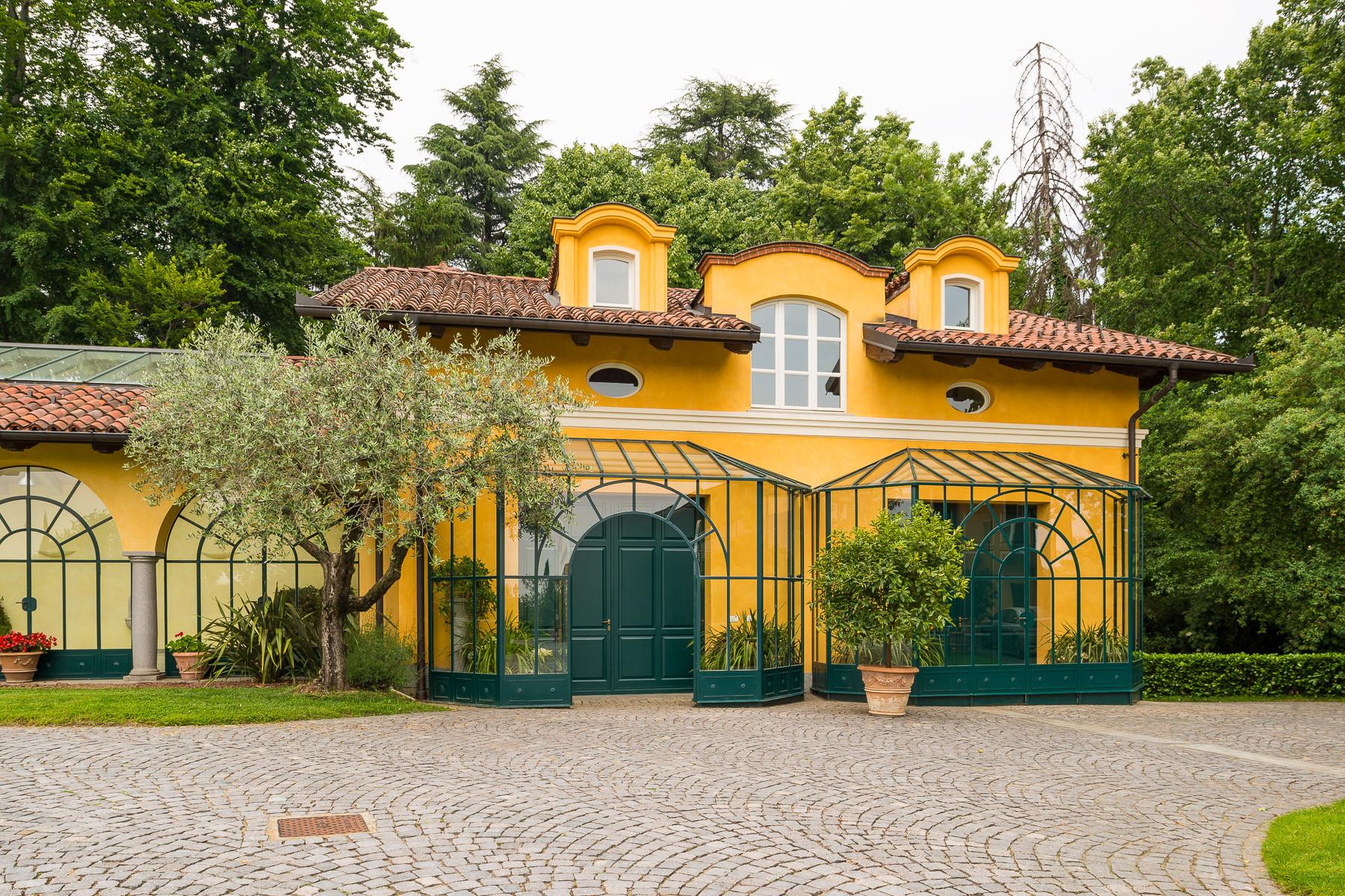 Villa in Vendita a Vigliano Biellese: 5 locali, 524 mq - Foto 6