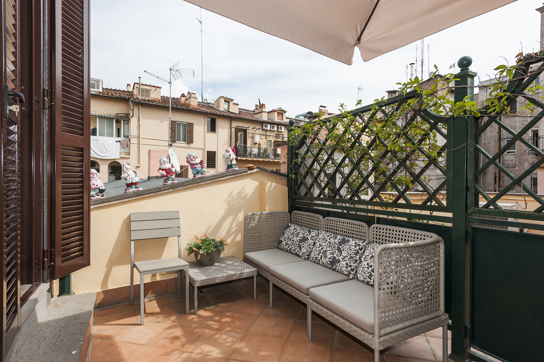 Appartamento di lusso in affitto a roma vico vicolo for Appartamento affitto arredato roma