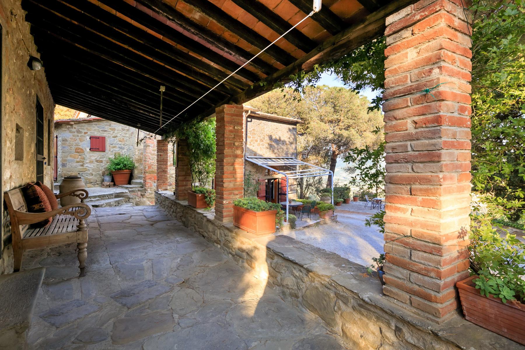Rustico in Vendita a Castiglion Fiorentino: 5 locali, 350 mq - Foto 3