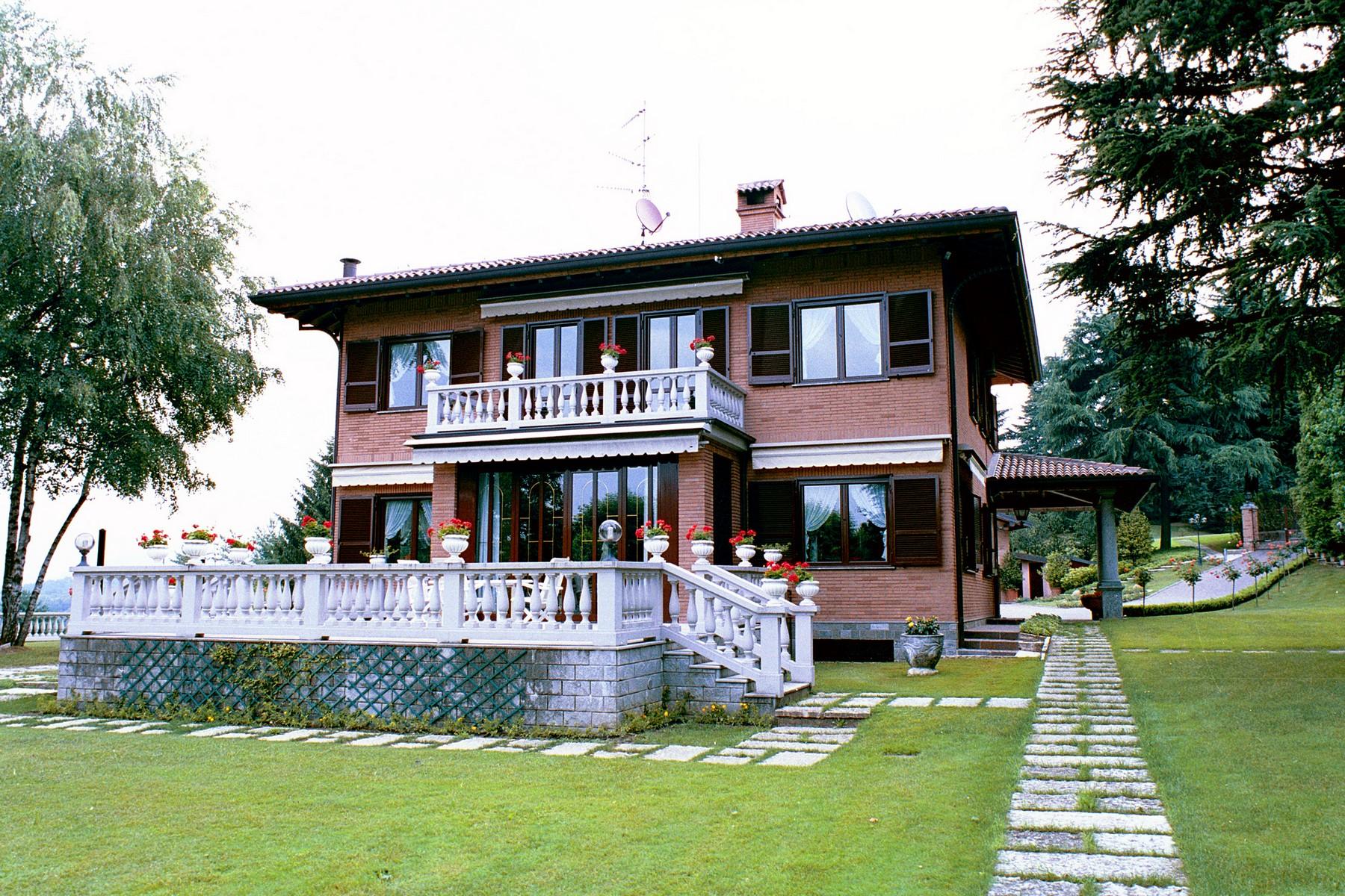Villa in Vendita a Castello Di Brianza: 5 locali, 650 mq - Foto 6