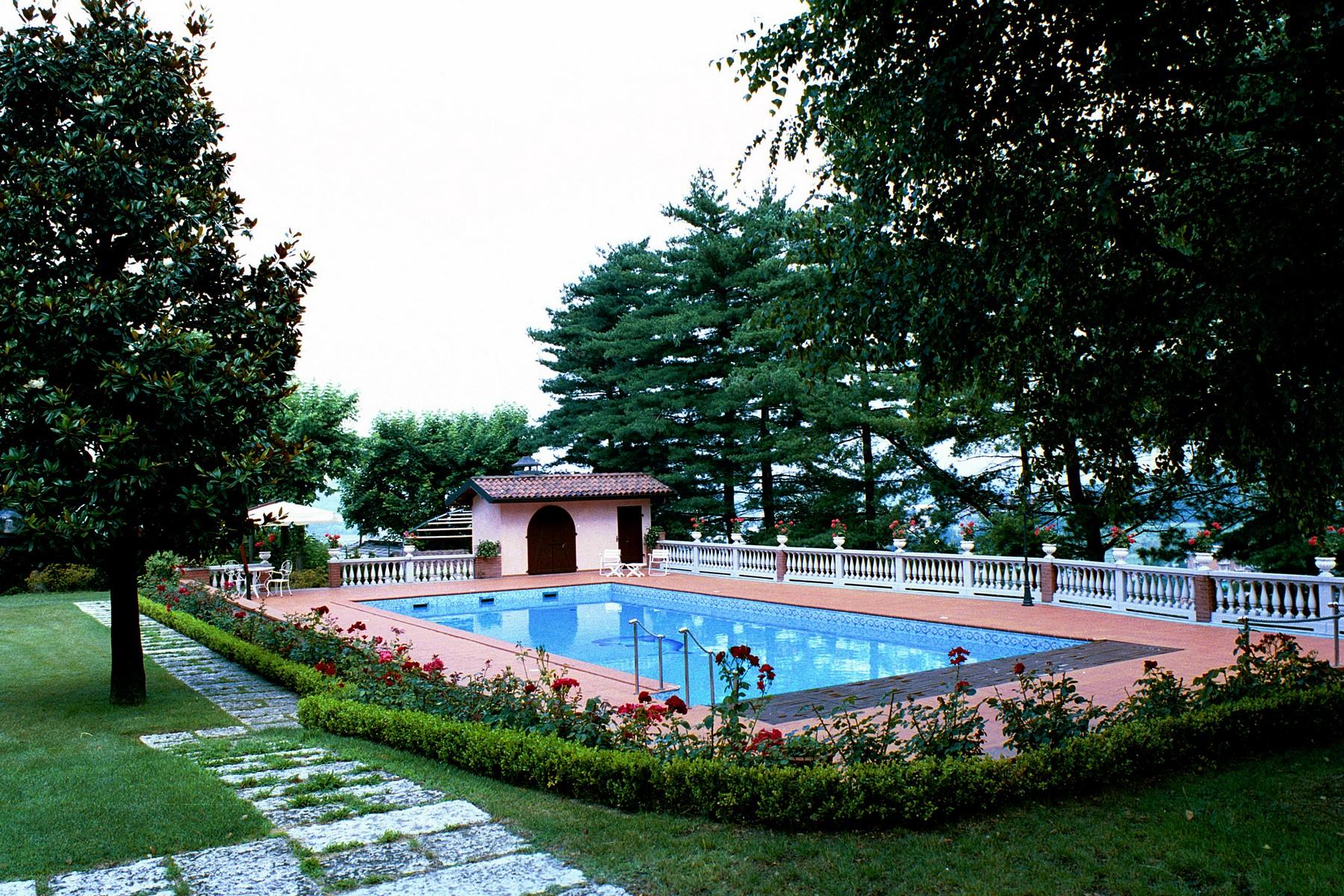 Villa in Vendita a Castello Di Brianza: 5 locali, 650 mq - Foto 8