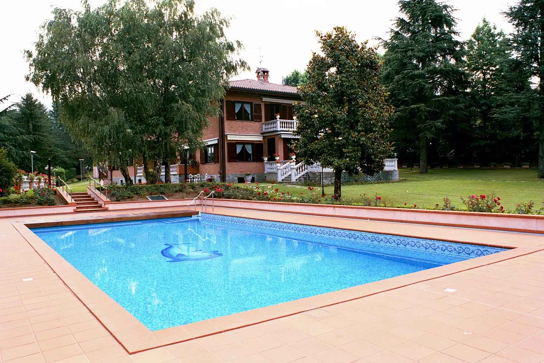 Villa in Vendita a Castello Di Brianza: 5 locali, 650 mq - Foto 7