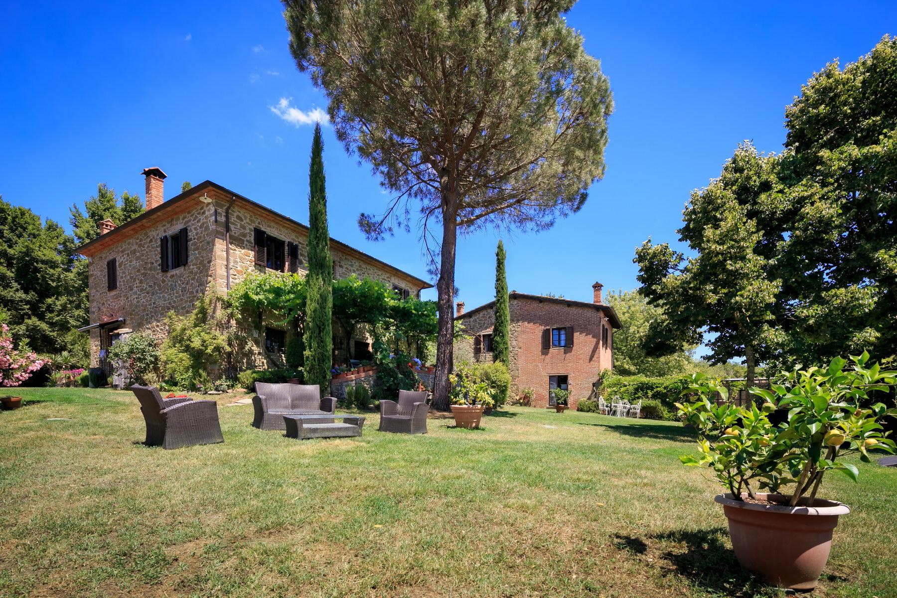 Rustico in Vendita a Civitella In Val Di Chiana: 5 locali, 604 mq - Foto 8