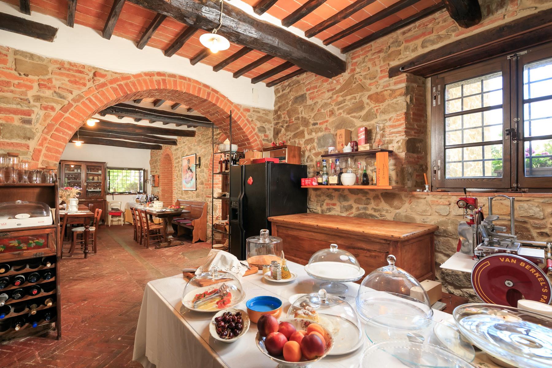 Rustico in Vendita a Civitella In Val Di Chiana: 5 locali, 604 mq - Foto 5