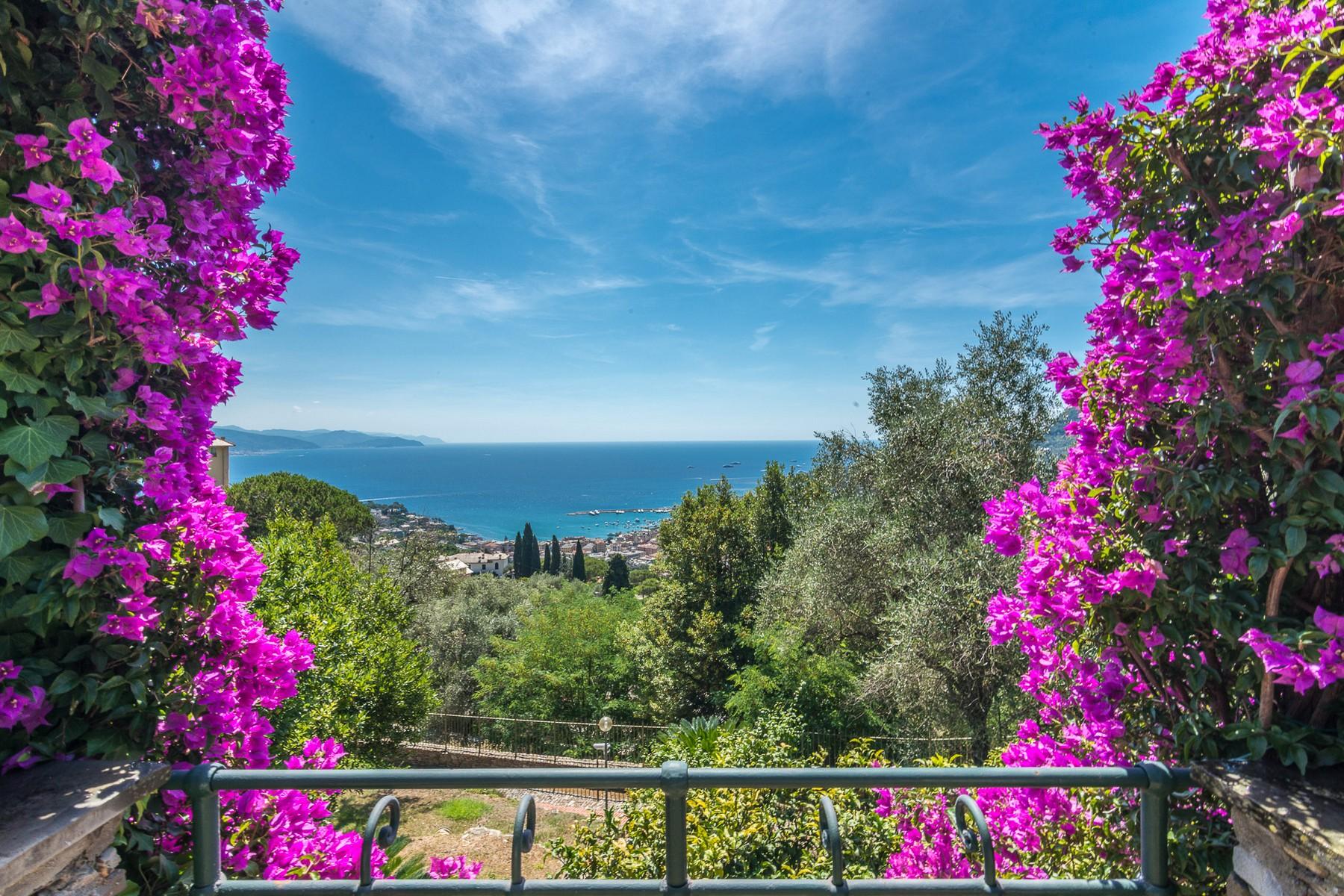 Villa in Vendita a Santa Margherita Ligure: 5 locali, 180 mq - Foto 2
