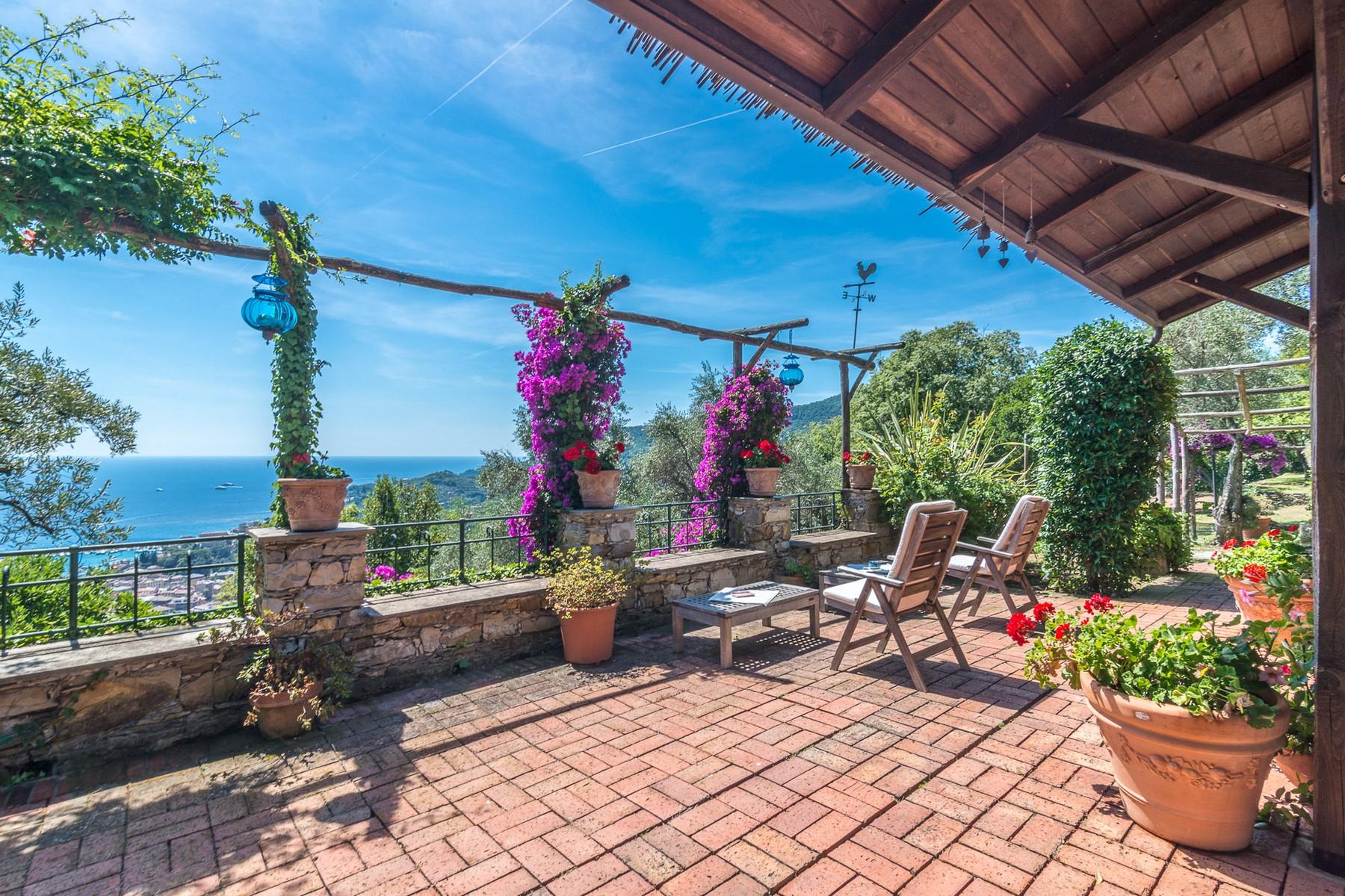 Villa in Vendita a Santa Margherita Ligure: 5 locali, 180 mq