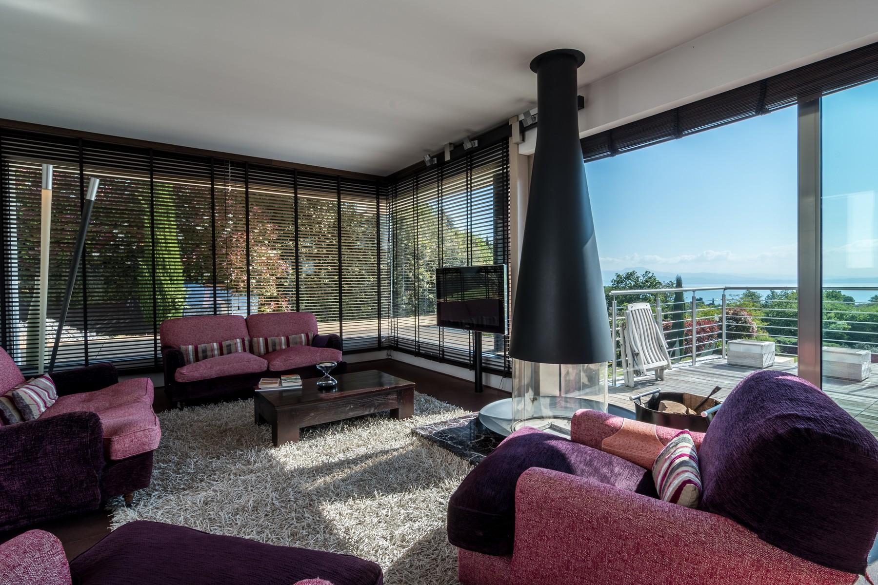Villa in Vendita a Padenghe Sul Garda: 5 locali, 450 mq - Foto 6