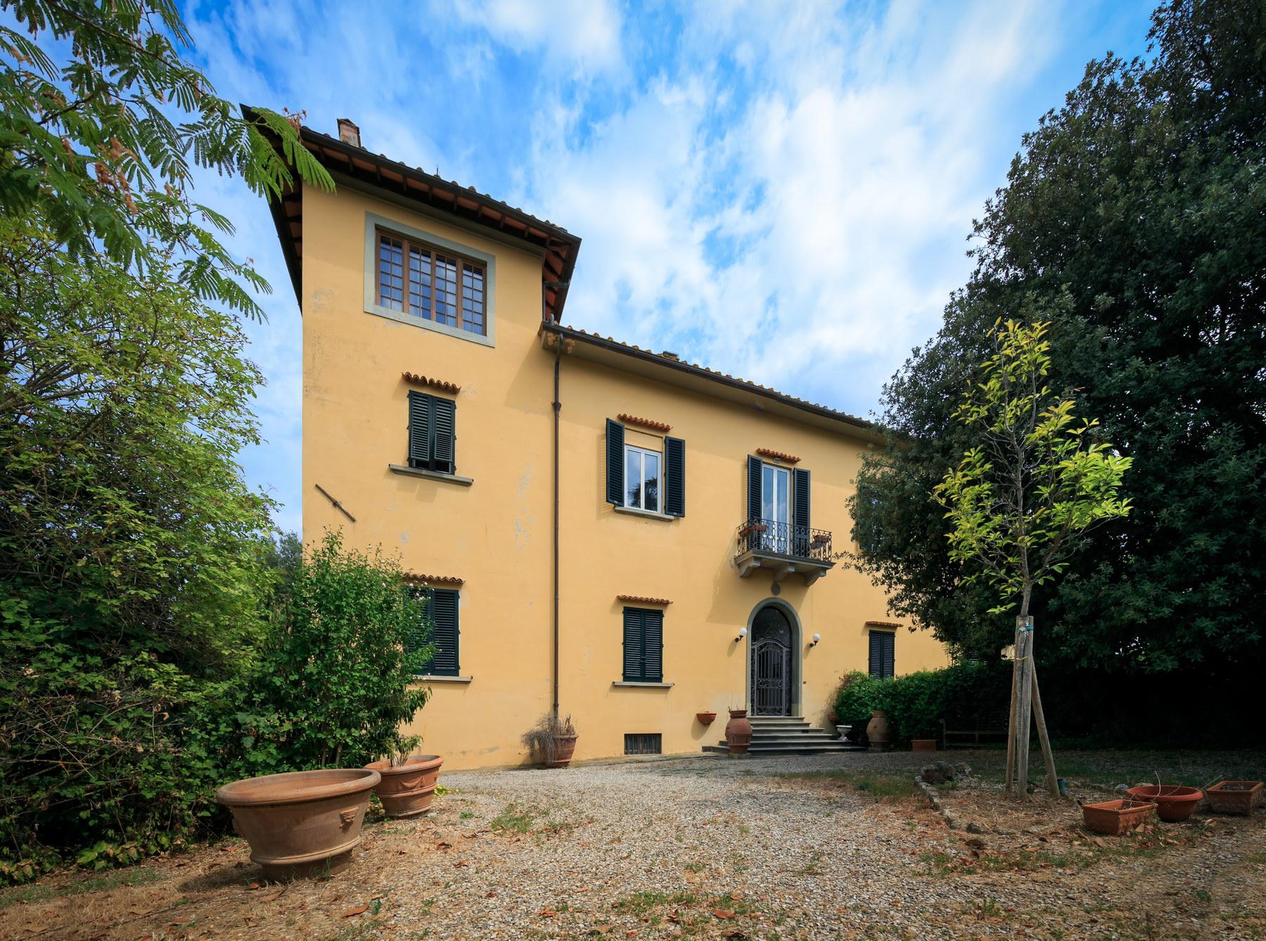 Casa indipendente in Vendita a Bagno A Ripoli via di baroncelli
