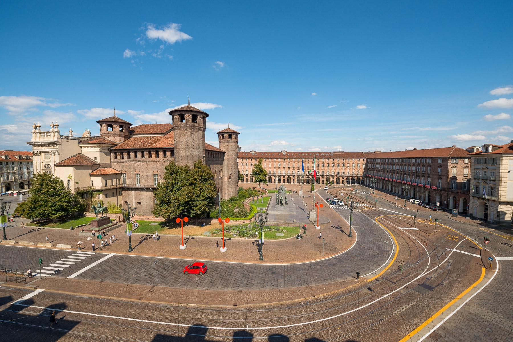 Appartamento in Vendita a Torino piazza castello