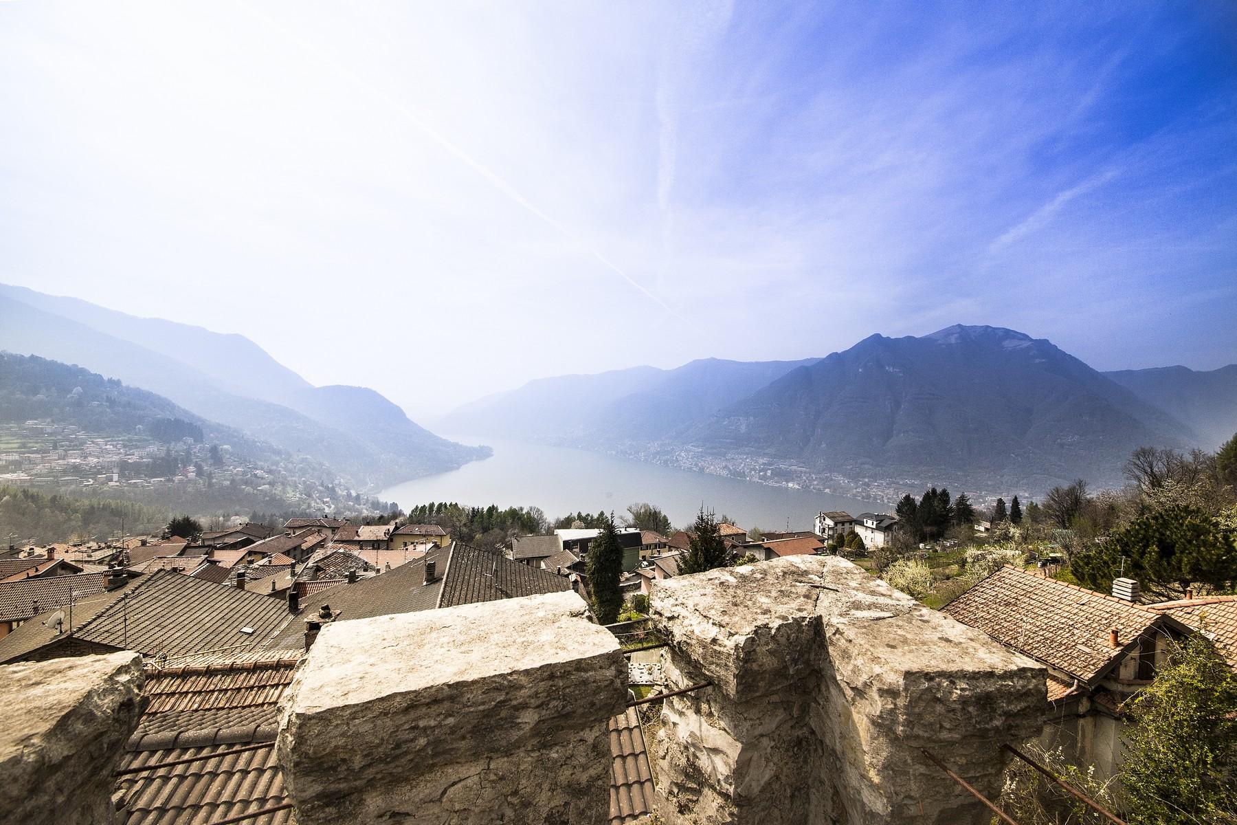 Villa in Vendita a Faggeto Lario: 5 locali, 600 mq