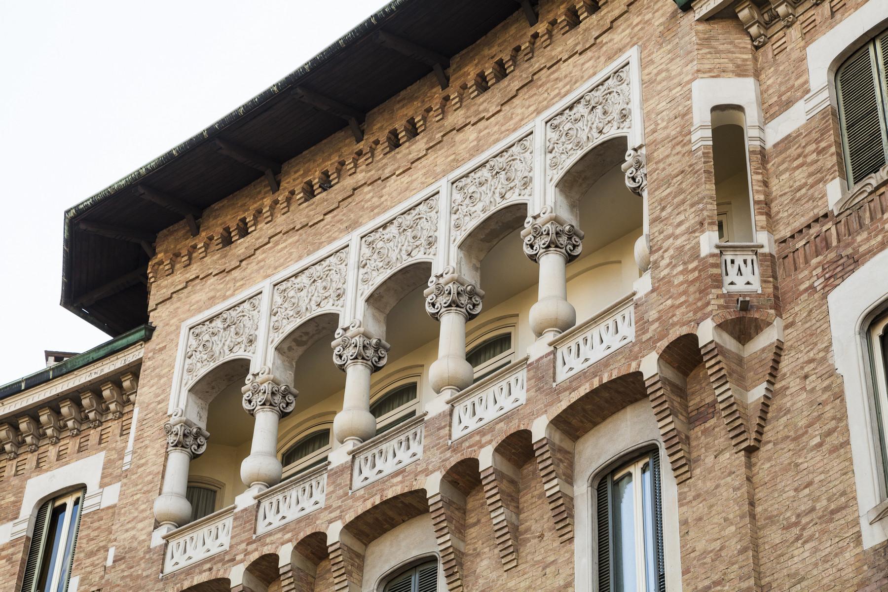 Appartamento in Affitto a Torino Centro: 4 locali, 118 mq