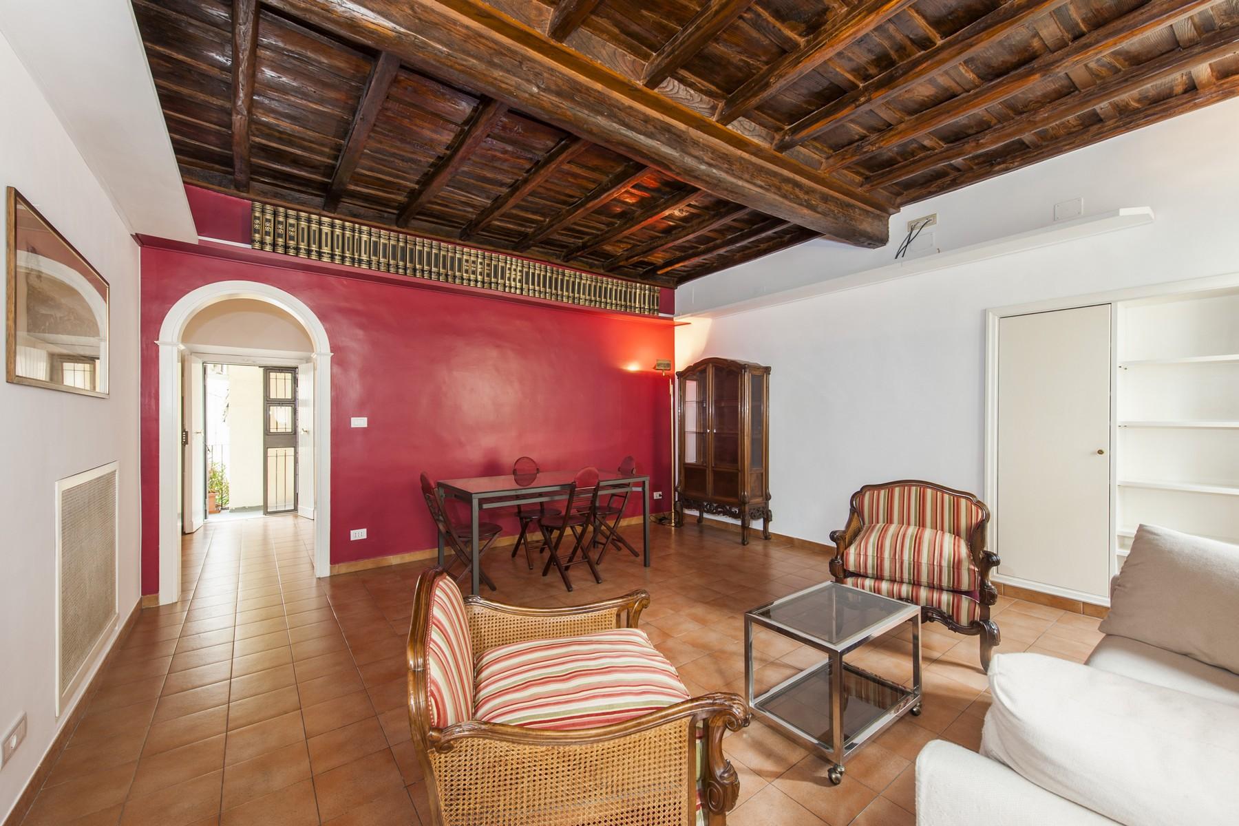 Appartamento di lusso in affitto a roma via di san for Appartamento affitto arredato roma