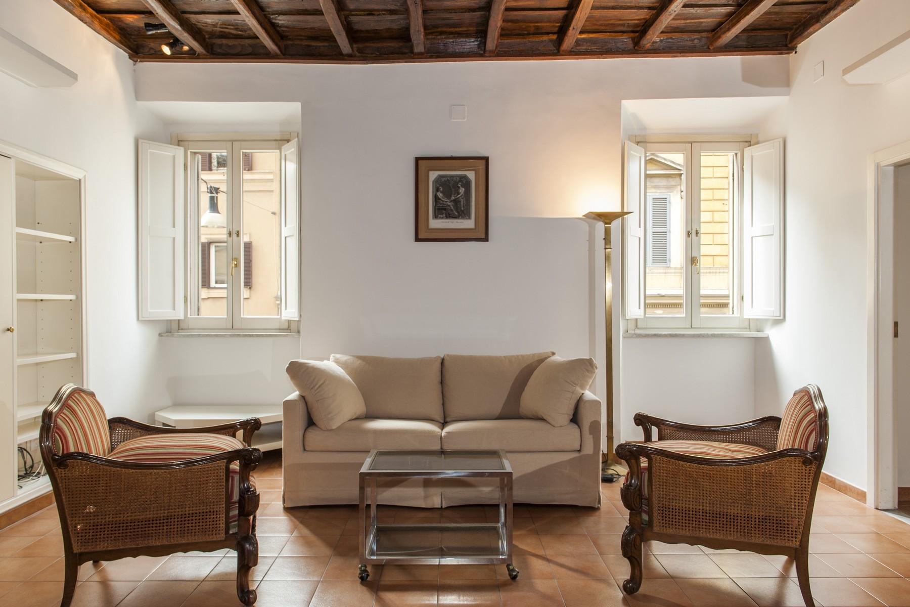 Appartamento di lusso in affitto a roma via di san for Studio affitto roma