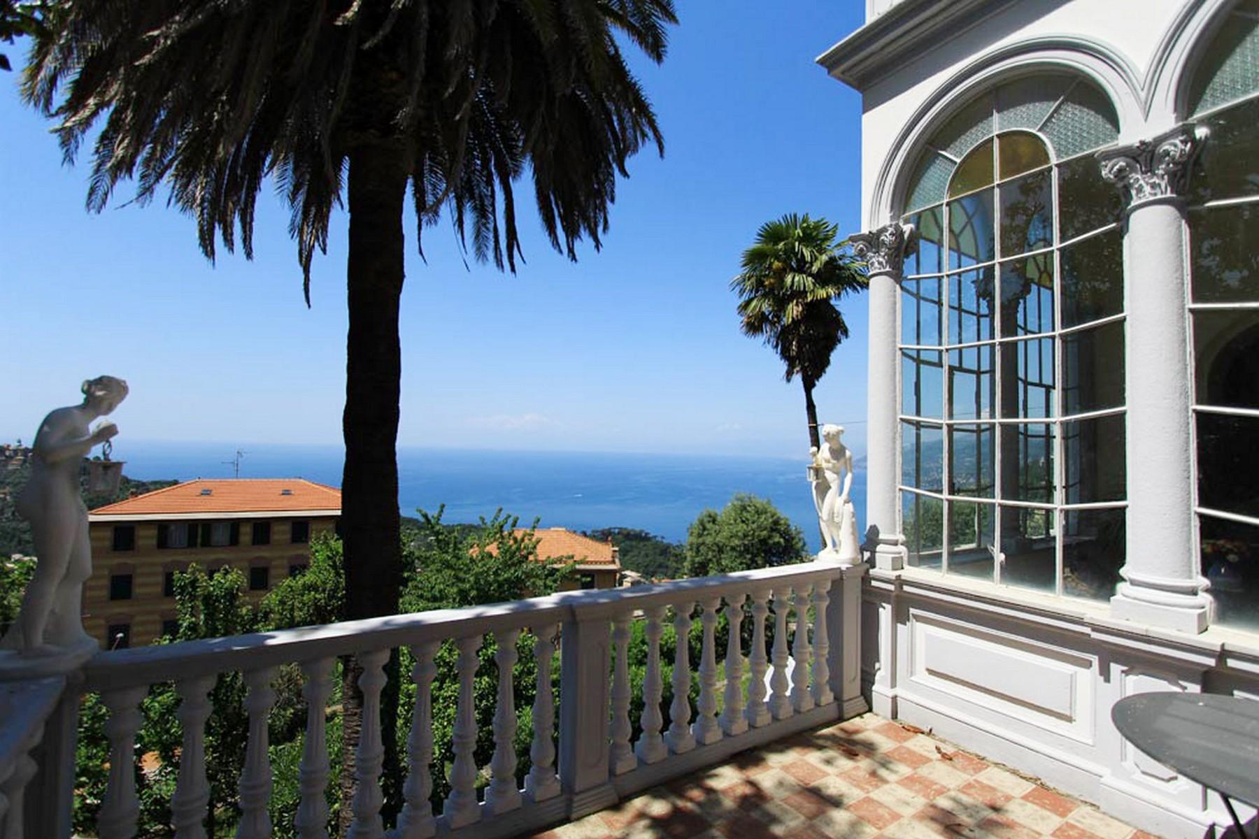 Villa in Vendita a Camogli: 5 locali, 600 mq - Foto 1
