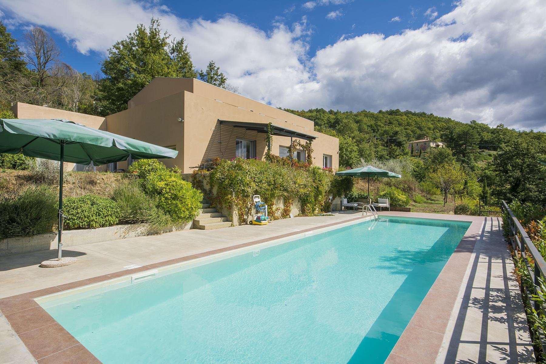Casa indipendente in Vendita a Lisciano Niccone: 5 locali, 414 mq - Foto 2