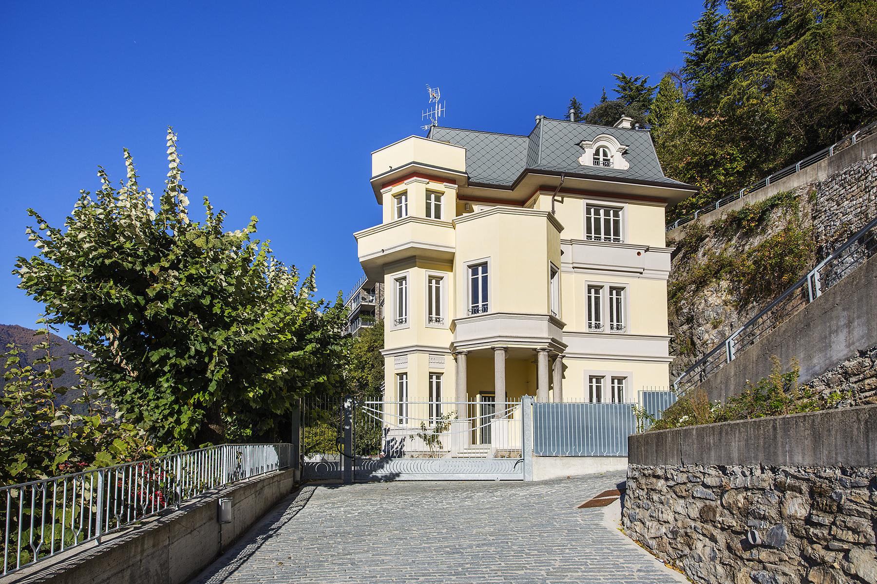 Appartamento in Vendita a Blevio: 5 locali, 260 mq - Foto 2