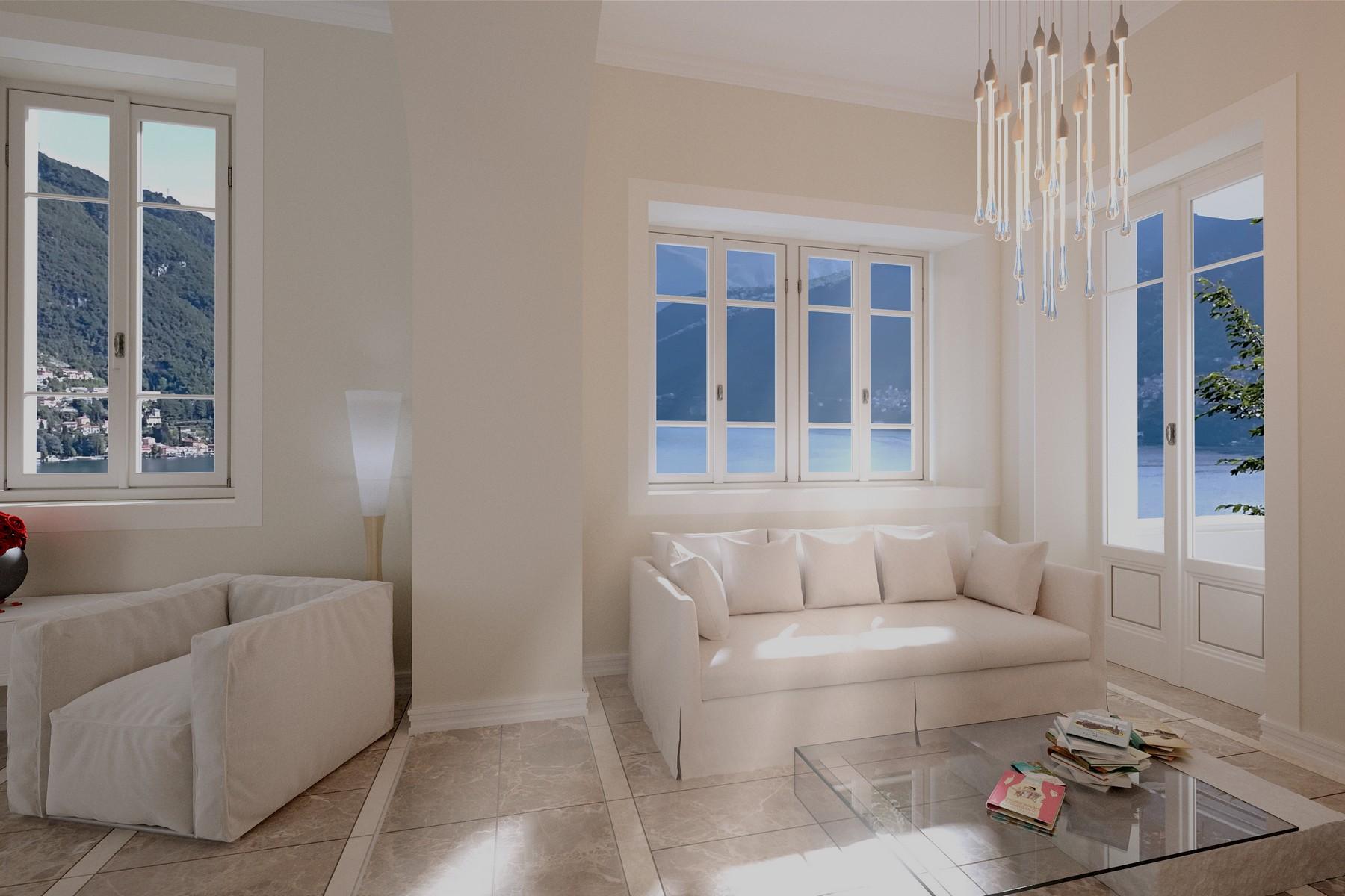 Appartamento in Vendita a Blevio: 5 locali, 260 mq - Foto 8