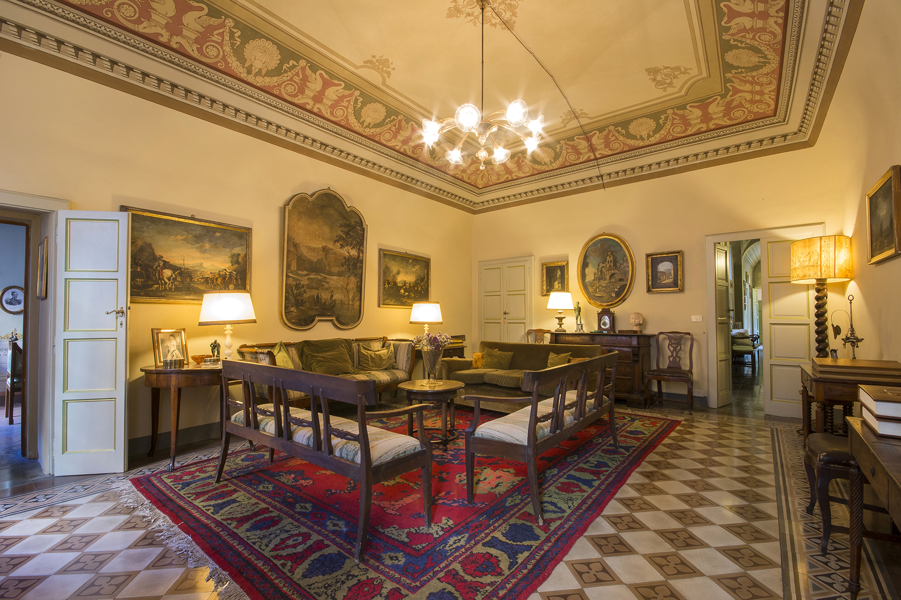 Palazzo in Vendita a Volterra: 5 locali, 1320 mq - Foto 5