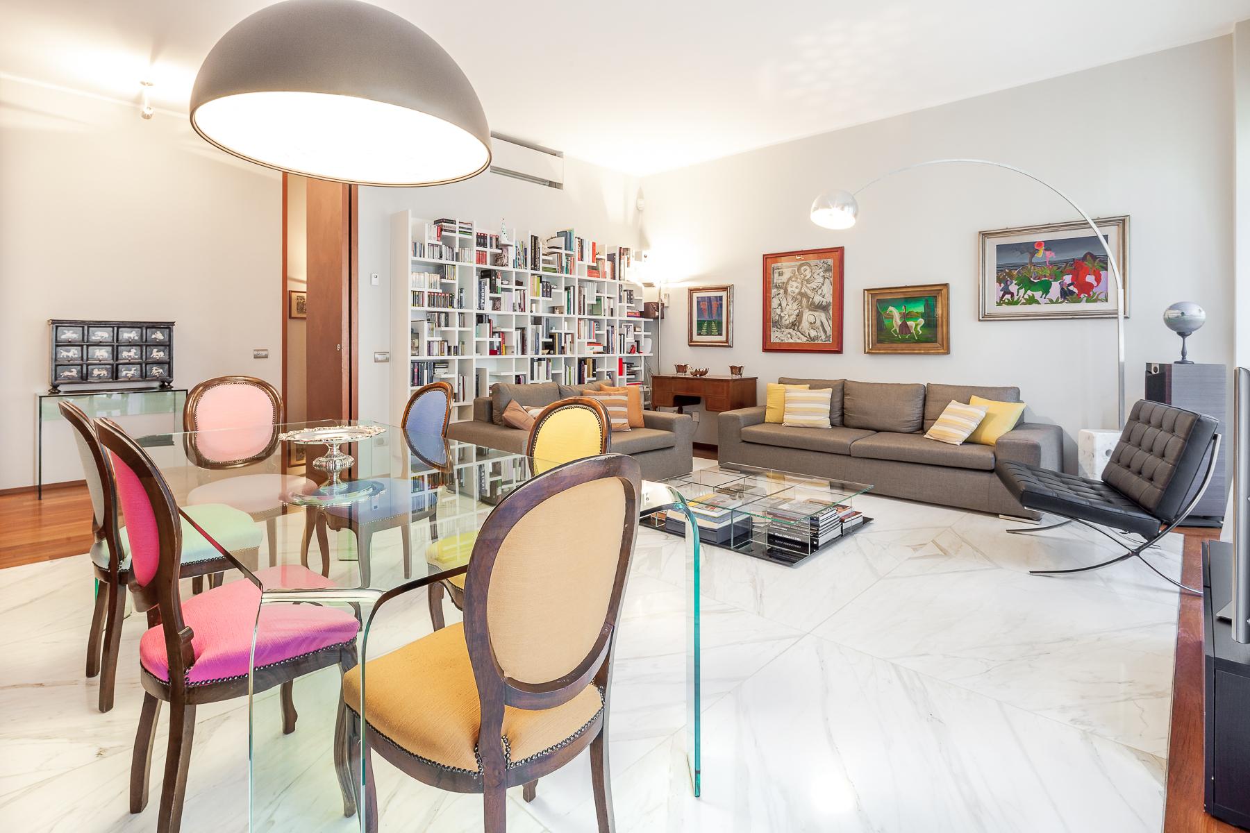 Appartamento in Vendita a Milano: 5 locali, 176 mq - Foto 4