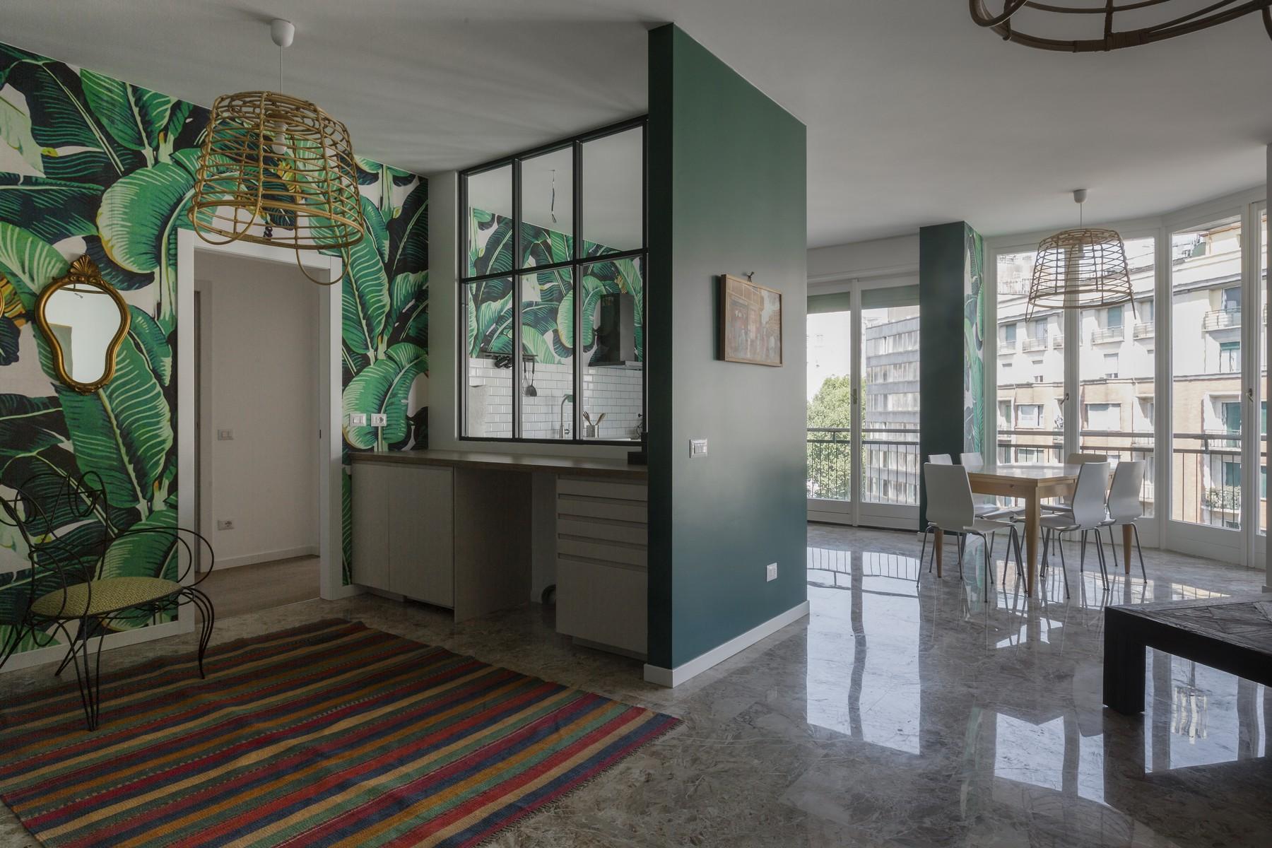 Appartamento in Affitto a Milano 01 Centro storico (Cerchia dei Navigli):  4 locali, 130 mq  - Foto 1