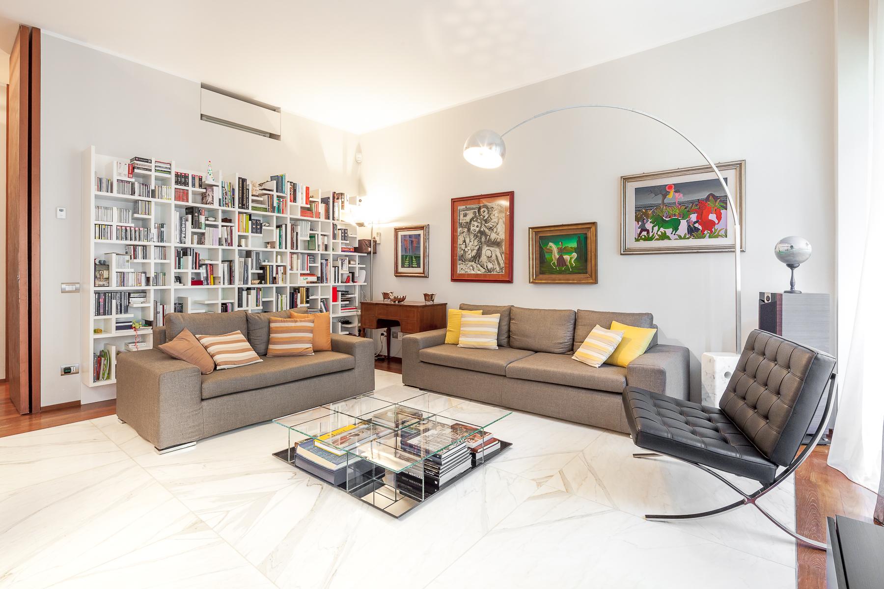 Appartamento in Vendita a Milano: 5 locali, 176 mq - Foto 2