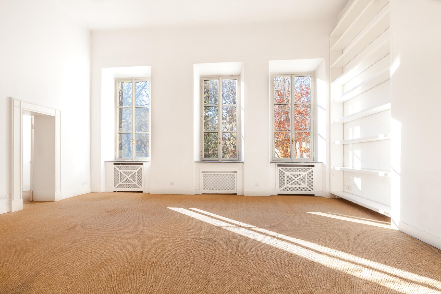 Appartamento di lusso in affitto a milano corso di porta for Affitto studio eur