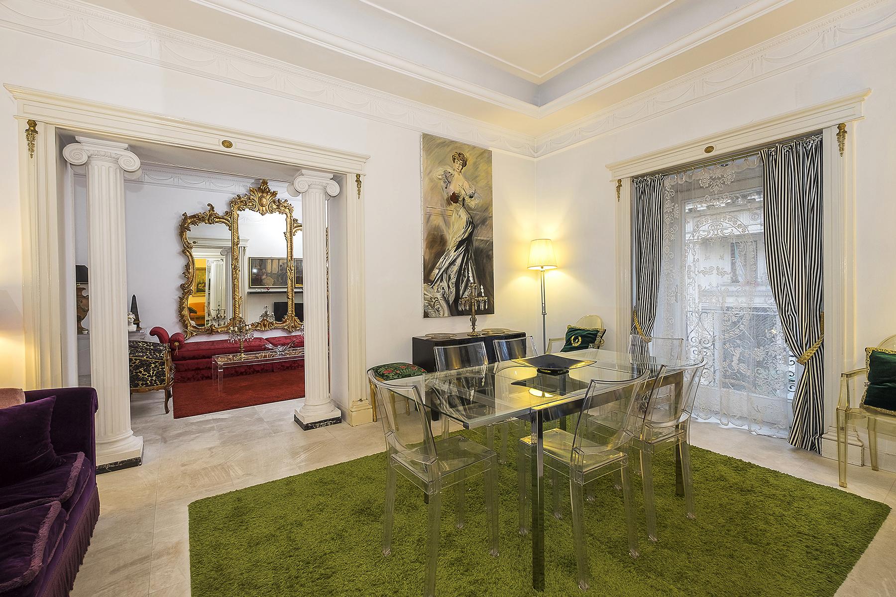 Appartamento in Vendita a Roma via merulana