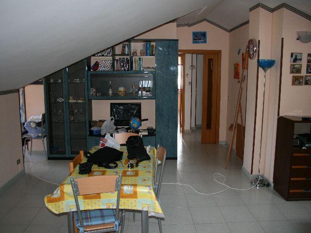 Attico vendita SANT'EGIDIO ALLA VIBRATA (TE) - 4 LOCALI - 104 MQ