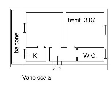 Bilocale Cosenza Viale Della Repubblica 5