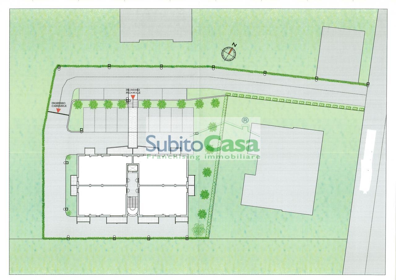 Appartamento in vendita a San Giovanni Teatino, 5 locali, zona Località: SambucetoCentro, prezzo € 135.000 | CambioCasa.it