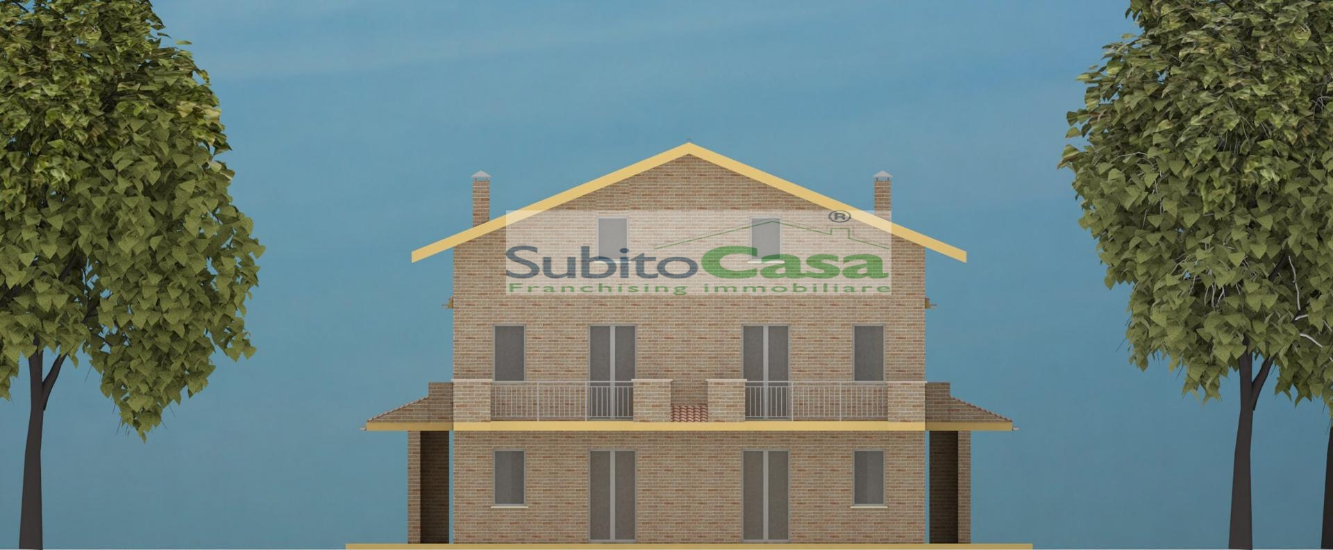 Terreno Edificabile Residenziale in vendita a Chieti, 7 locali, zona Località: ZonaTricalle, prezzo € 80.000 | CambioCasa.it