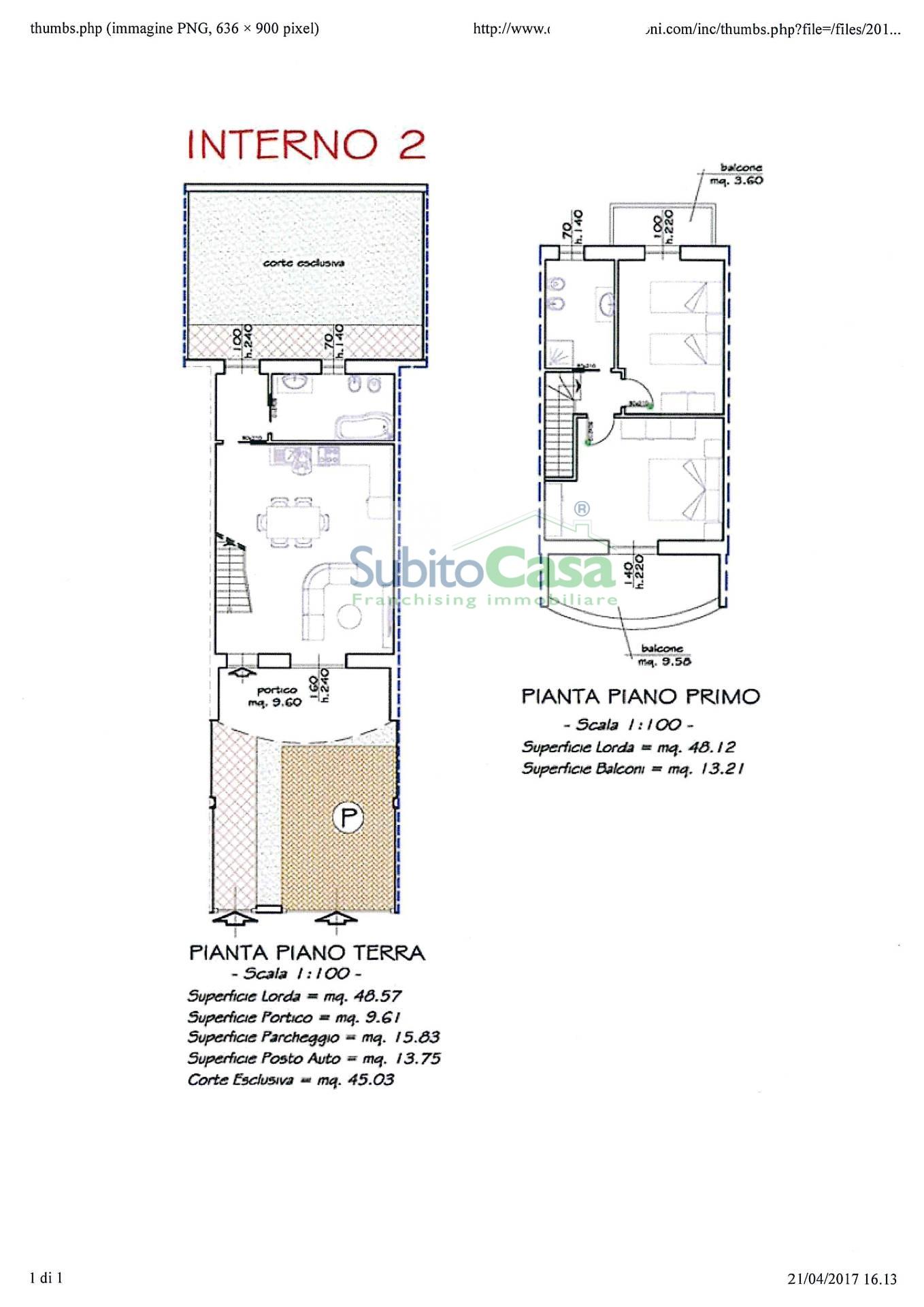 Appartamento in vendita a San Giovanni Teatino, 5 locali, zona Località: SambucetoCentro, prezzo € 179.000 | CambioCasa.it