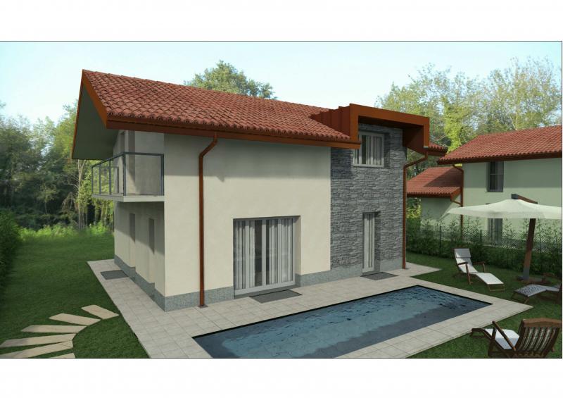 Villa in vendita a Tradate, 4 locali, Trattative riservate | CambioCasa.it