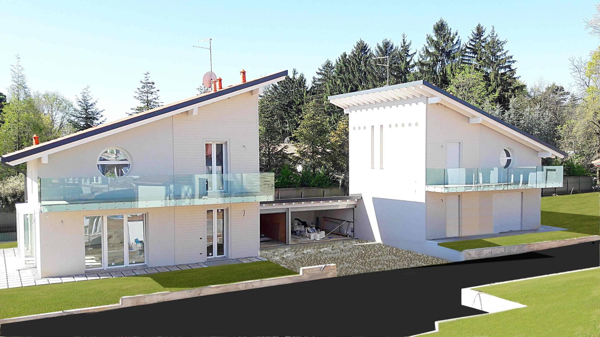 Villa in vendita a Tradate, 4 locali, prezzo € 450.000 | CambioCasa.it