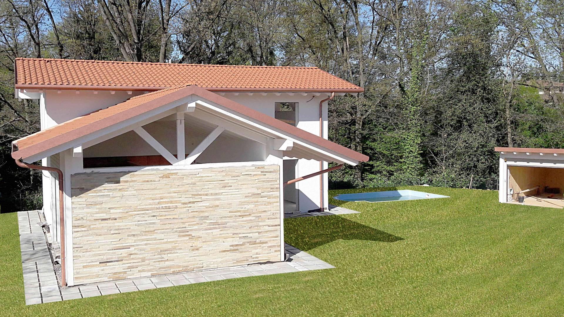Villa in vendita a Tradate, 5 locali, Trattative riservate | CambioCasa.it