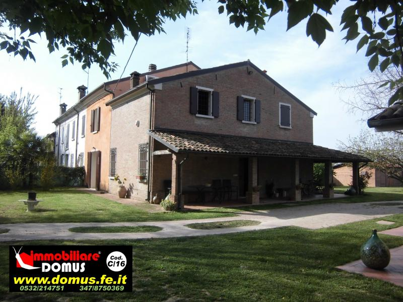 Rustico / Casale in vendita a Ferrara, 9 locali, prezzo € 345.000 | Cambio Casa.it