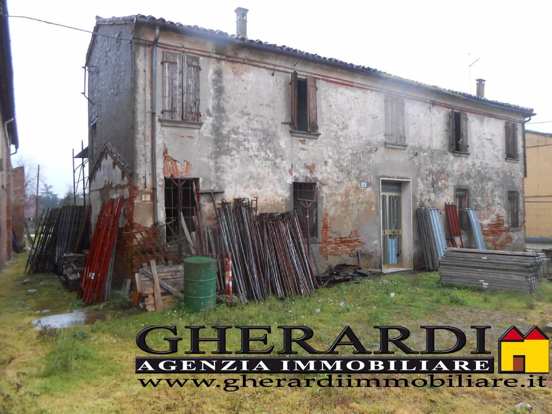 Soluzione Indipendente in vendita a Portomaggiore, 8 locali, zona Zona: Gambulaga, prezzo € 49.000 | Cambio Casa.it