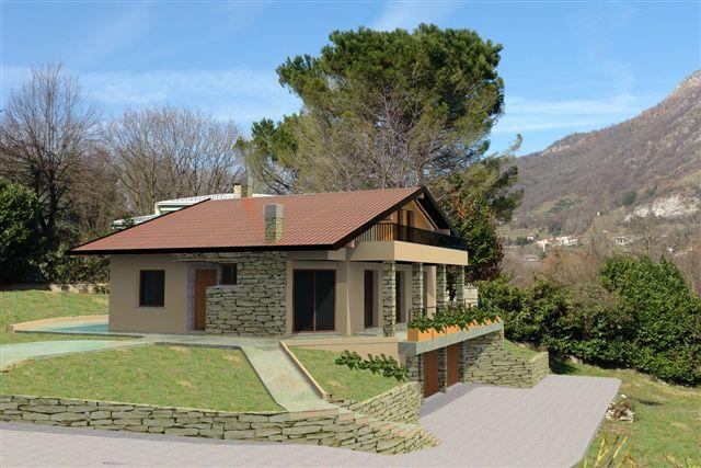 Villa in vendita a Garlate, 5 locali, prezzo € 970.000 | Cambio Casa.it