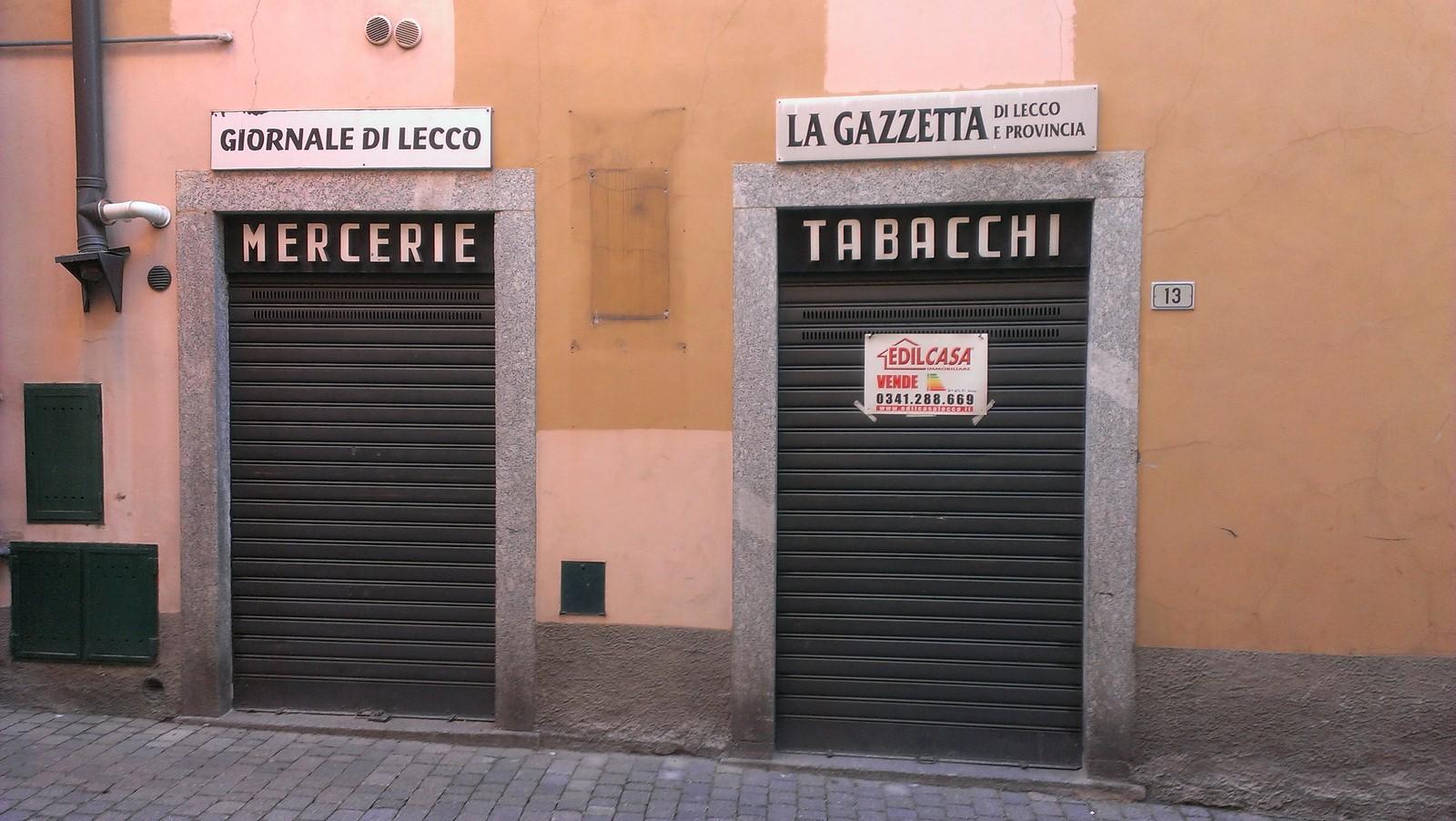 Negozio / Locale in vendita a Civate, 9999 locali, prezzo € 60.000 | Cambio Casa.it
