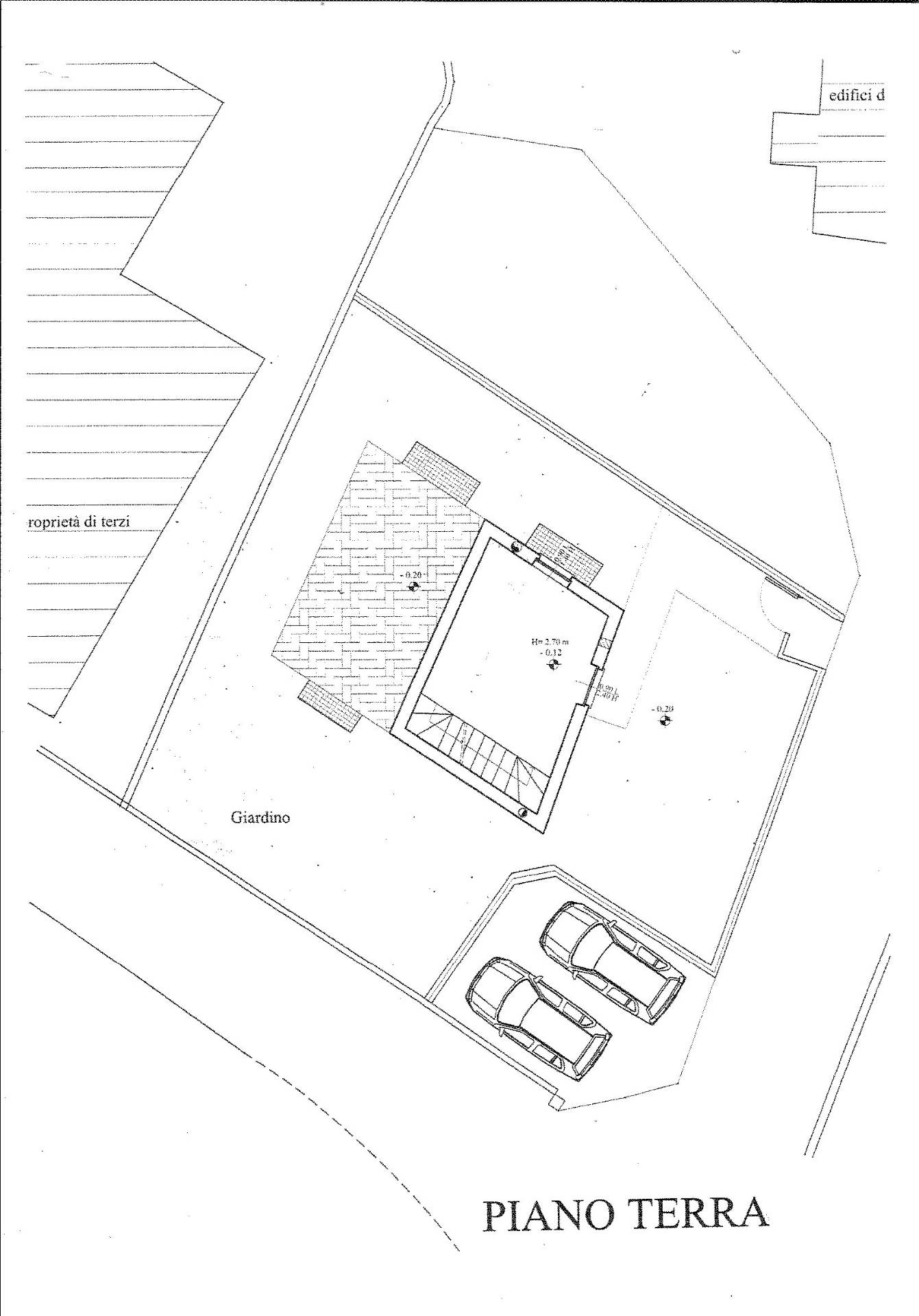Villa in vendita a Olginate, 2 locali, prezzo € 125.000 | Cambio Casa.it