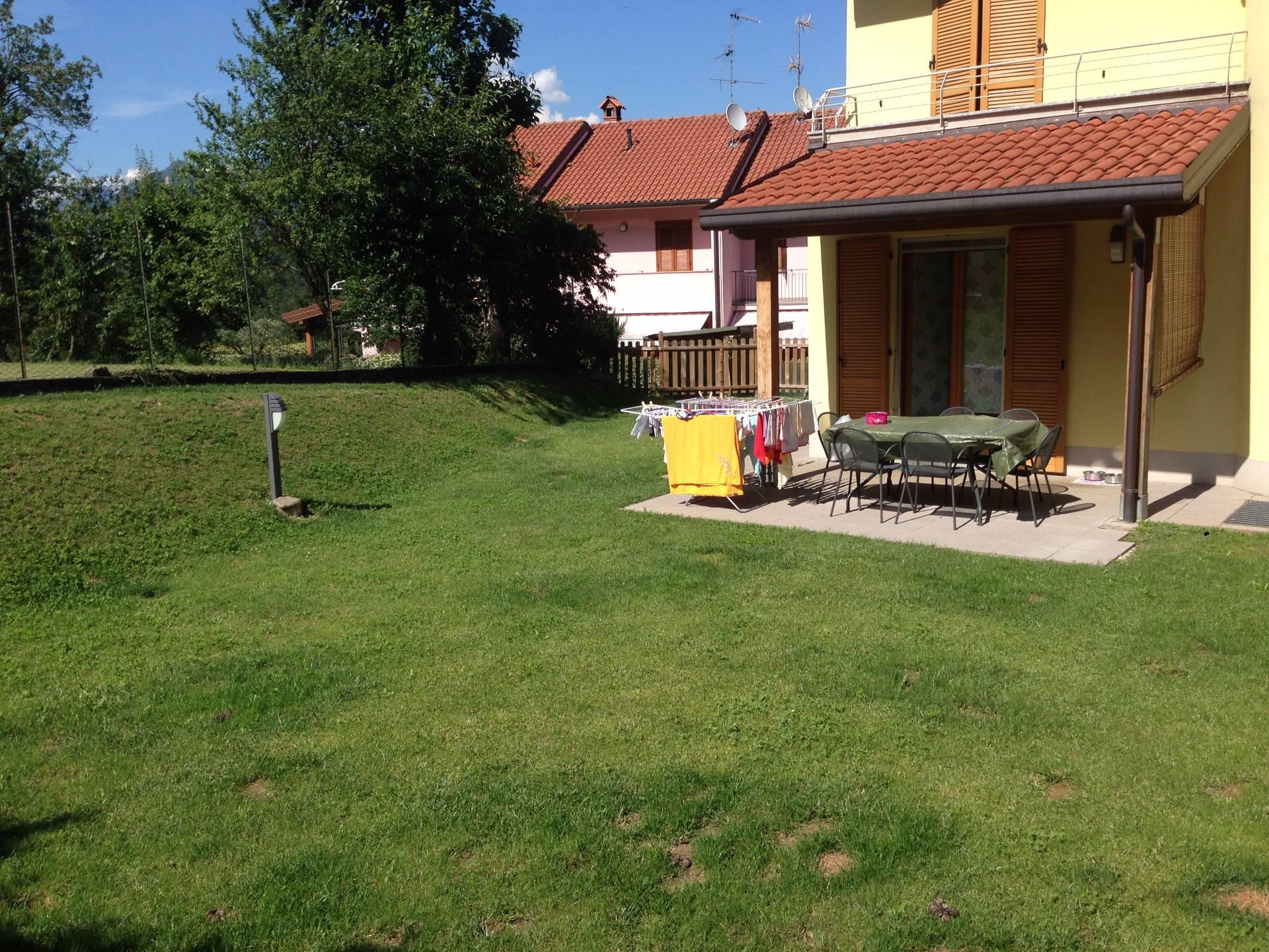 Villa a Schiera in vendita a Valgreghentino, 4 locali, prezzo € 265.000 | CambioCasa.it