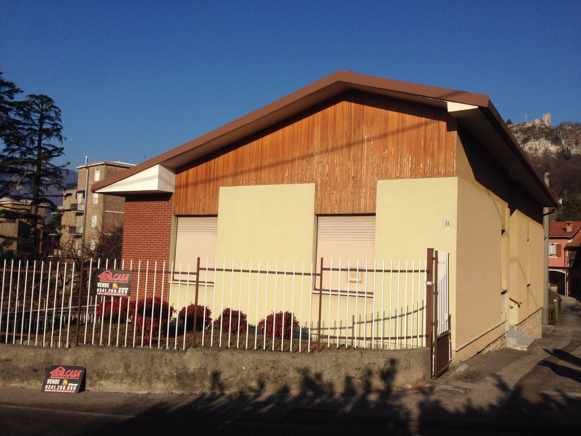 Villa in vendita a Vercurago, 4 locali, prezzo € 280.000 | CambioCasa.it