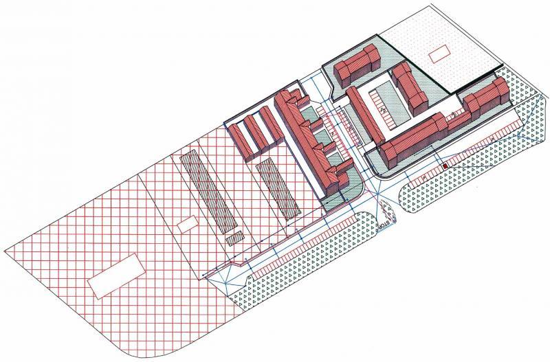 Terreno Edificabile Residenziale in vendita a Ferrara, 9999 locali, zona Zona: Malborghetto , prezzo € 145.000 | Cambio Casa.it