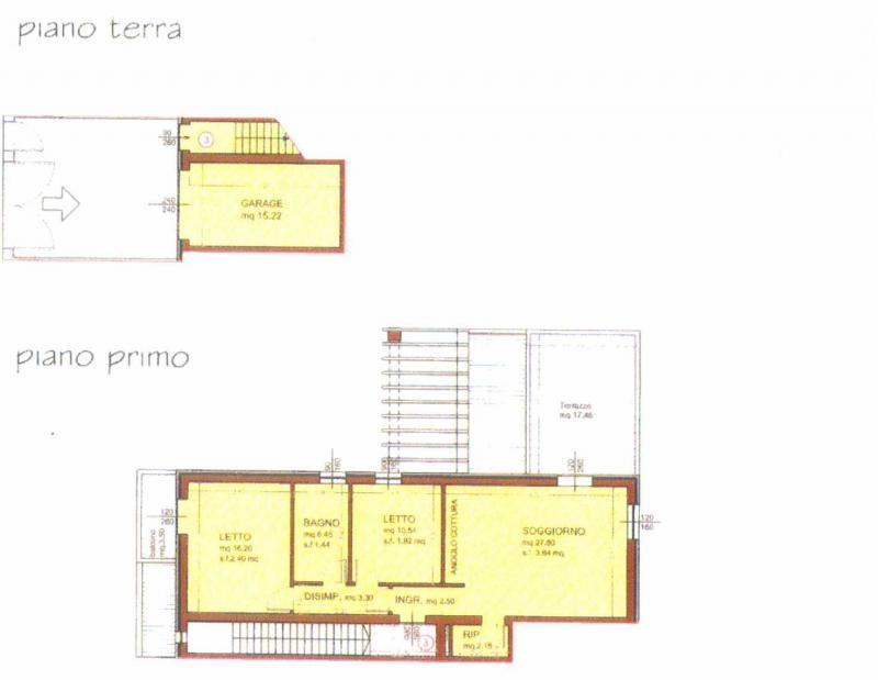 Appartamento in Vendita a Tresigallo