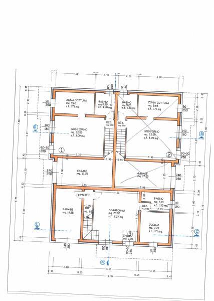 Case appartamenti in vendita a gazzetta immobiliare - Progetto casa 2 piani ...
