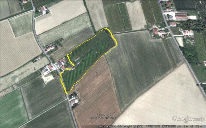 Terreno Agricolo in vendita a Copparo, 9999 locali, zona Zona: Gradizza, prezzo € 84.000 | CambioCasa.it