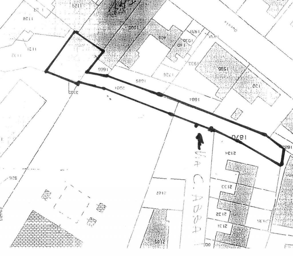 Terreno edificabile in vendita - 564 mq