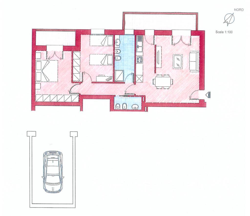 Appartamento in Vendita a Poggio Renatico