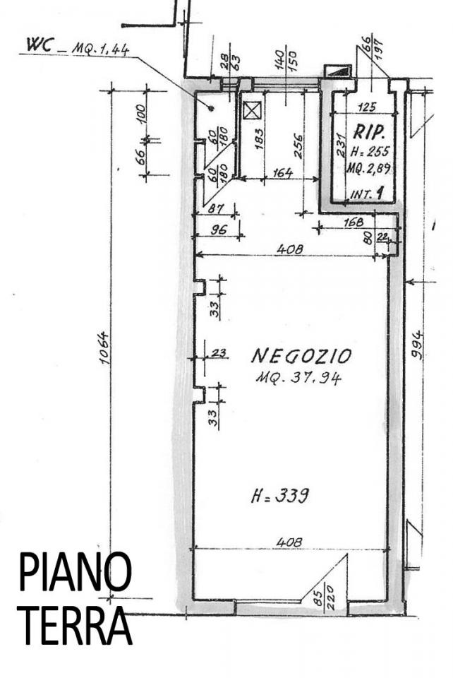Negozio / Locale in vendita a Ferrara, 9999 locali, zona Località: Centrostorico, prezzo € 55.000 | Cambio Casa.it