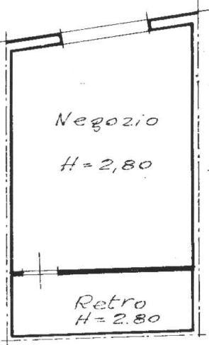 Negozio / Locale in vendita a Ferrara, 9999 locali, zona Località: Centrostorico, prezzo € 85.000 | Cambio Casa.it